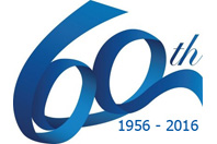 60th Annivarsary logo