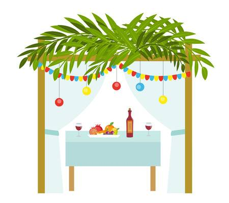 85488565-stock-vector-sukkah-for-the-sukkot-holiday-jewish-tent-to-celebrate-isolated-on-white-background-vector-illustrat