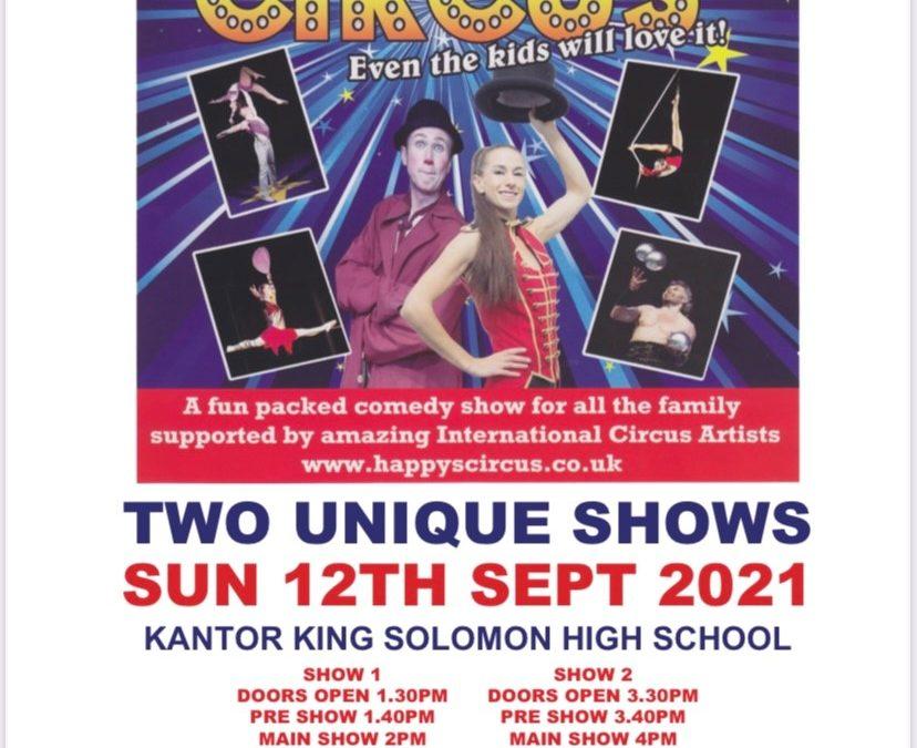 Circus 12 Sep 2021